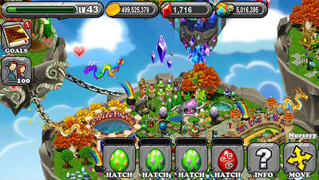 The 1st egg is the Dragonvale Forest Dragon Egg