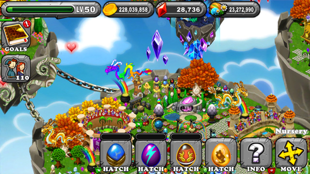 Dragonvale Lapis Dragon Egg