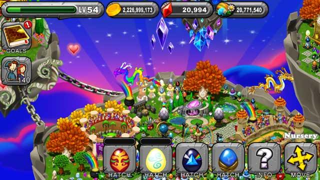 DragonVale Daydream Dragon Egg