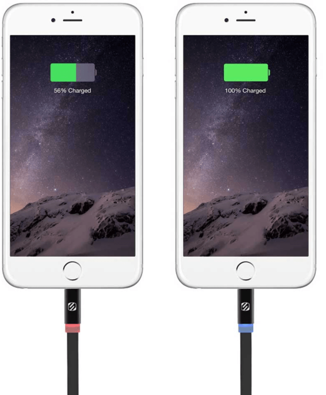 Scosche flatOUT Lightning cable