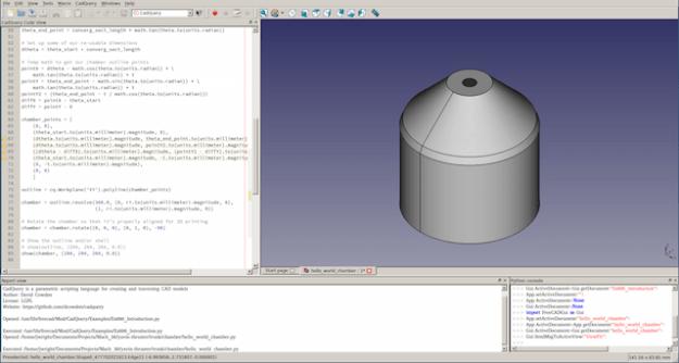 open source CAD