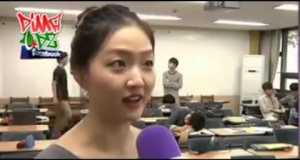 وزارة التربية الكورية اختارت اللغه العربية لغة اجنبية ثانية رسمية