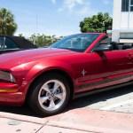 Ford Mustang por Miami, Estados Unidos - by machbel