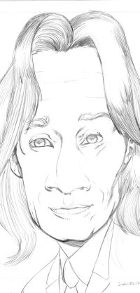 kevin_sorbo_caricature_pencils_by_mbdavenport-d301pf5