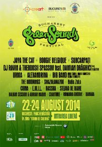 BUCHAREST-GreenSounds-FESTIVAL---Concerte-2014