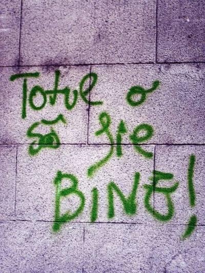 street art. trebuie încurajat sau nu?