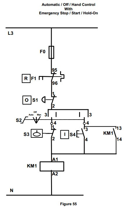 motor control circuit diagrams
