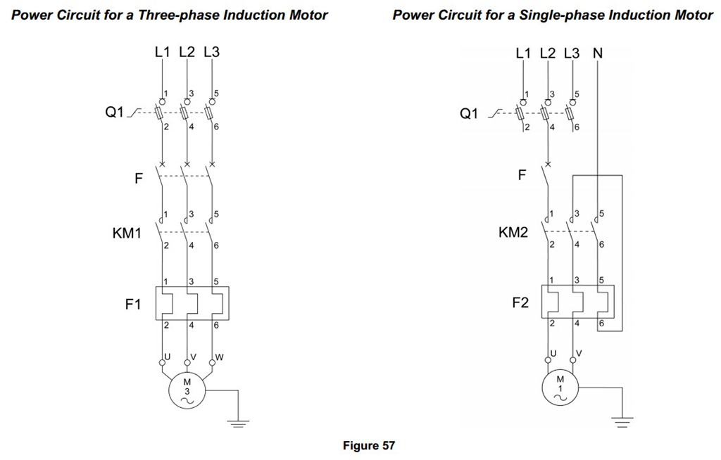 motor speed control circuit