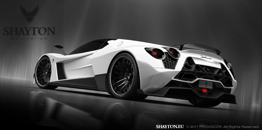 Sick Car Wallpapers Shayton Equilibrium The New Supercar From The Slovenian