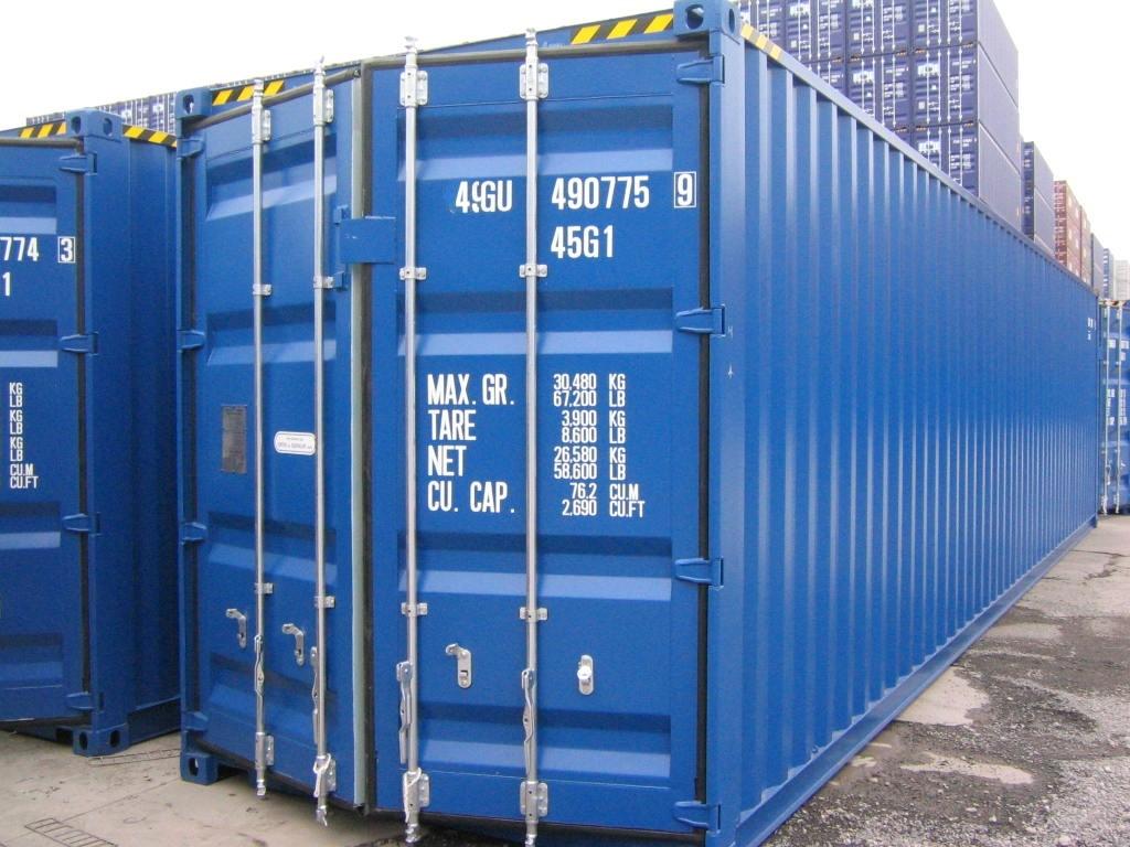 Machnik kontener 40 hc specyfikacja