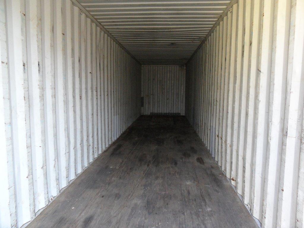 Machnik używane kontenery 40HC