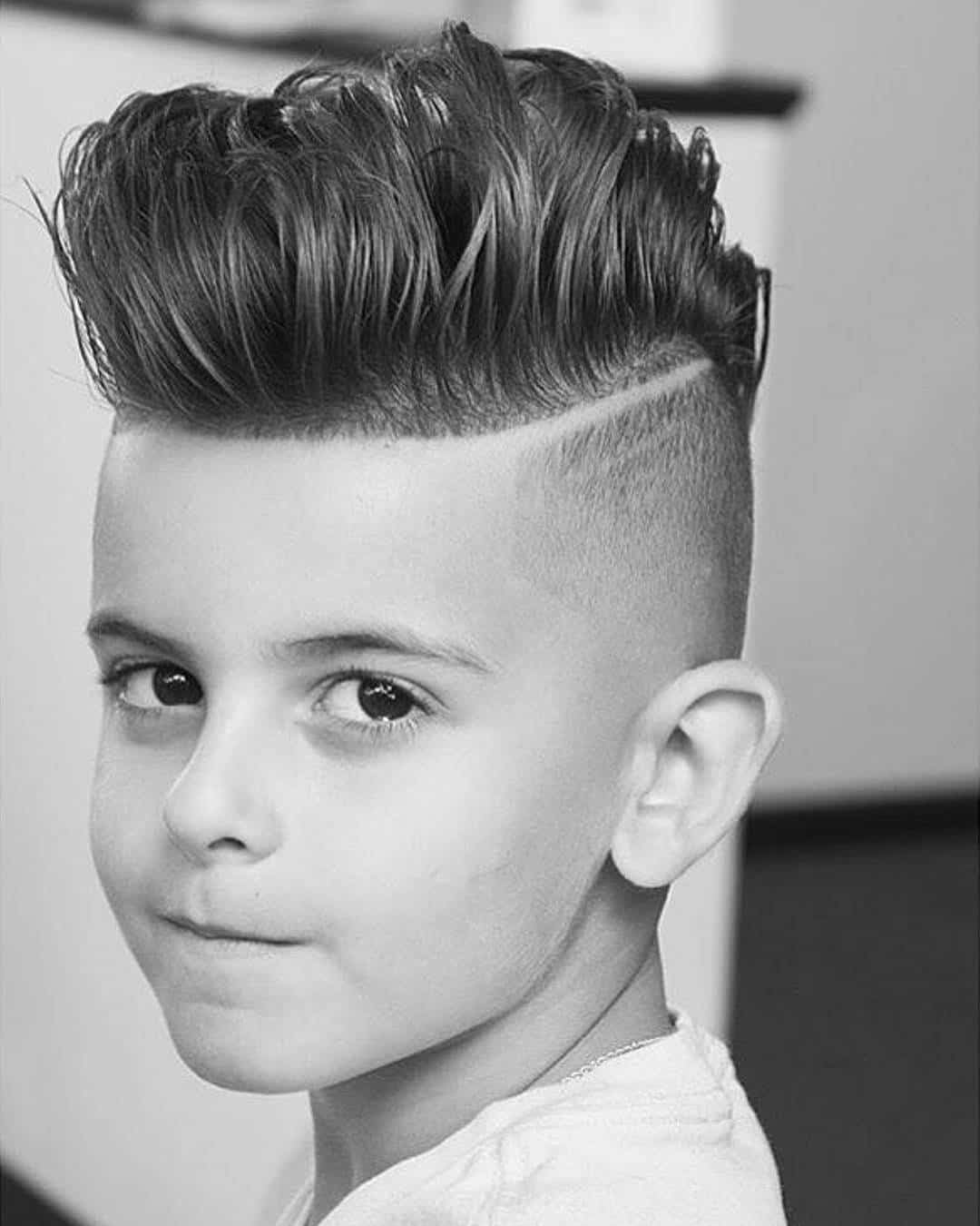 Hairstyles For A Boy 50 Best Boys Long Hairstyles For Your Kid 2019