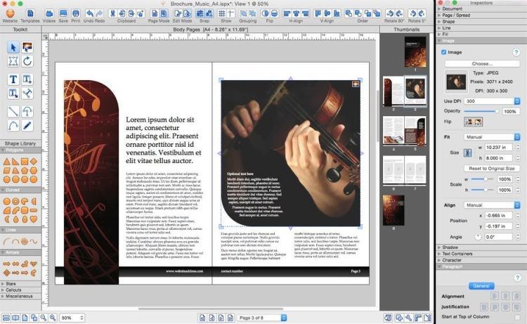 publisher for mac alternative - istudio publisher