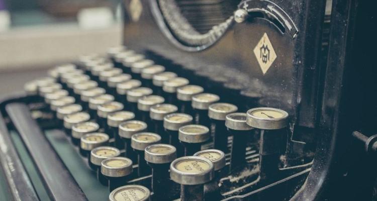 publisher for mac - typewriter