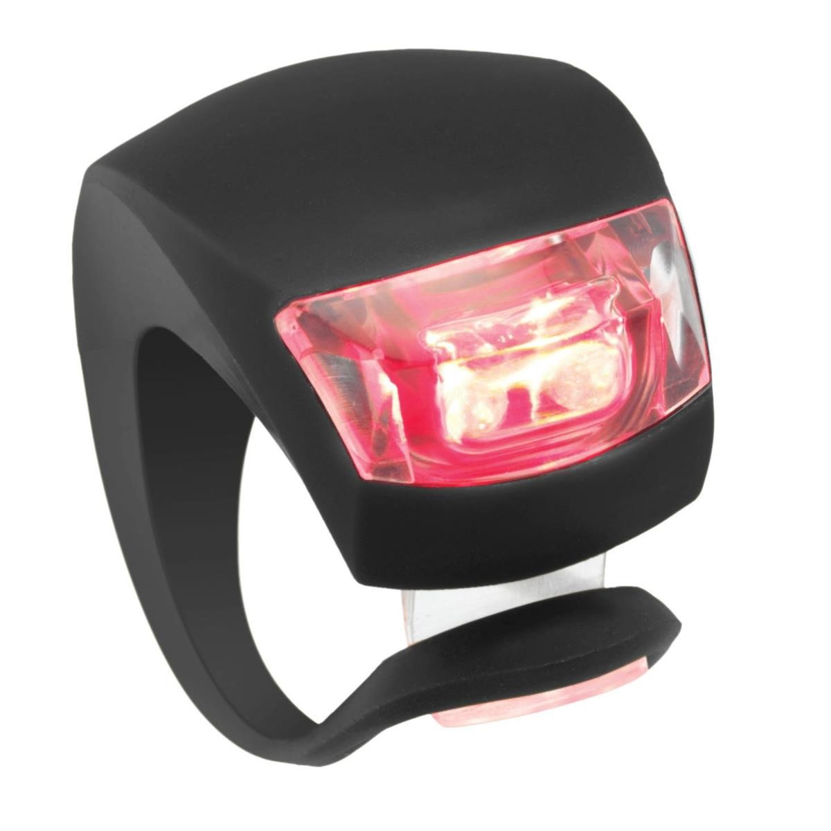 Eclairage Enduro Led Knog Leuchte Beetle Rote Led Black Maciag Offroad