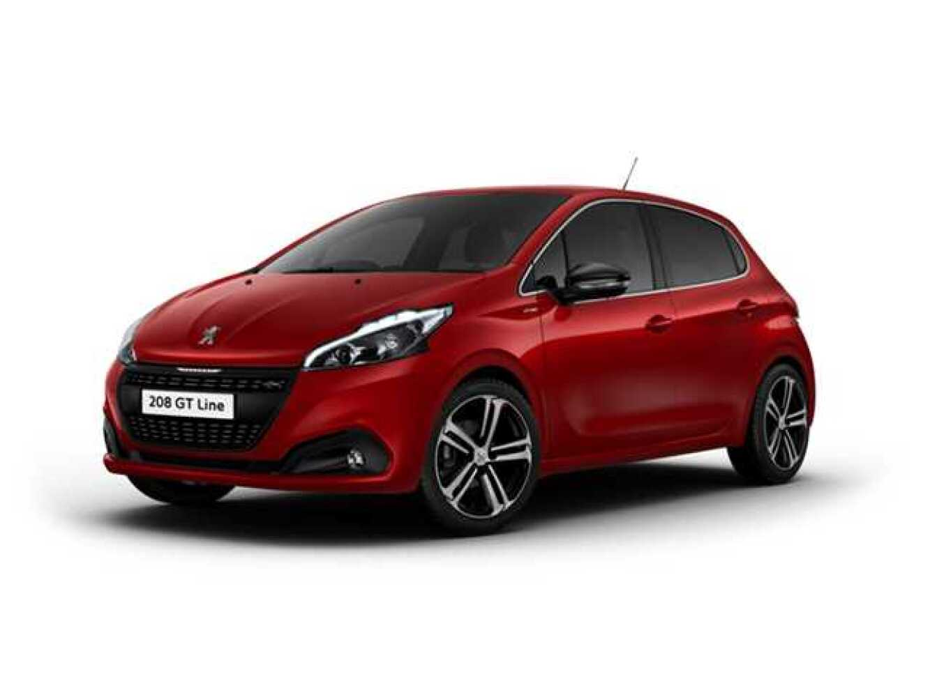 New Peugeot 208 Deals New Peugeot 208 1 2 Puretech 110 Gt Line 5dr 6 Speed