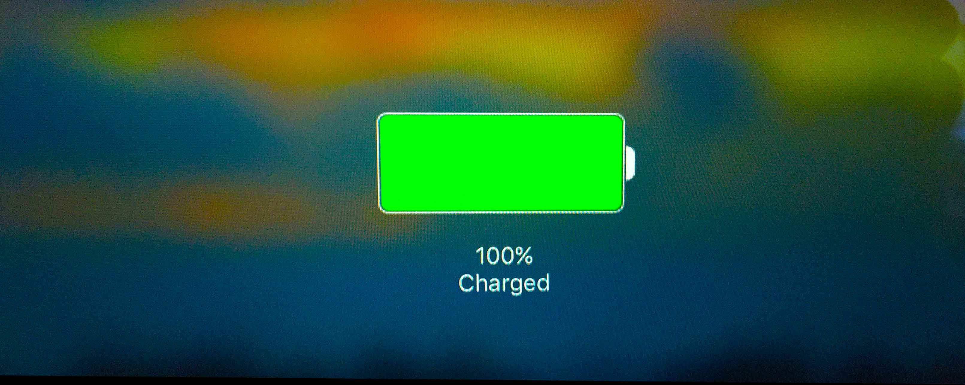 Battery Symbol Iphone Make Your Mac Chime When Power Is Attached And See A