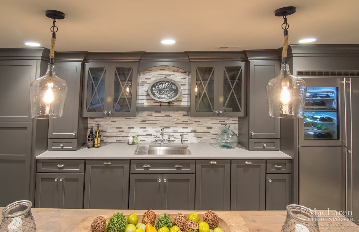 Granite Countertops West Chester Pa Custom Quartz Countertops Maclaren Kitchen And Bath