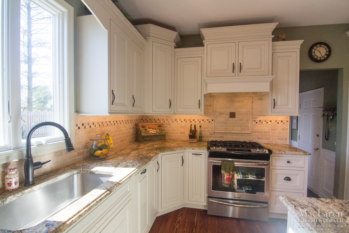 Granite Countertops West Chester Pa Chester County Classic Kitchen West Chester Pa