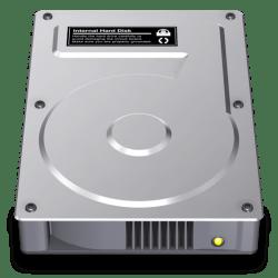 Ícone do Macintosh HD