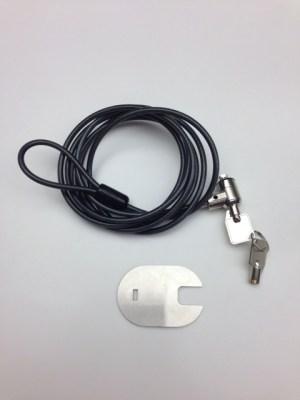 Trava de segurança para os novos iMacs de 27 polegadas