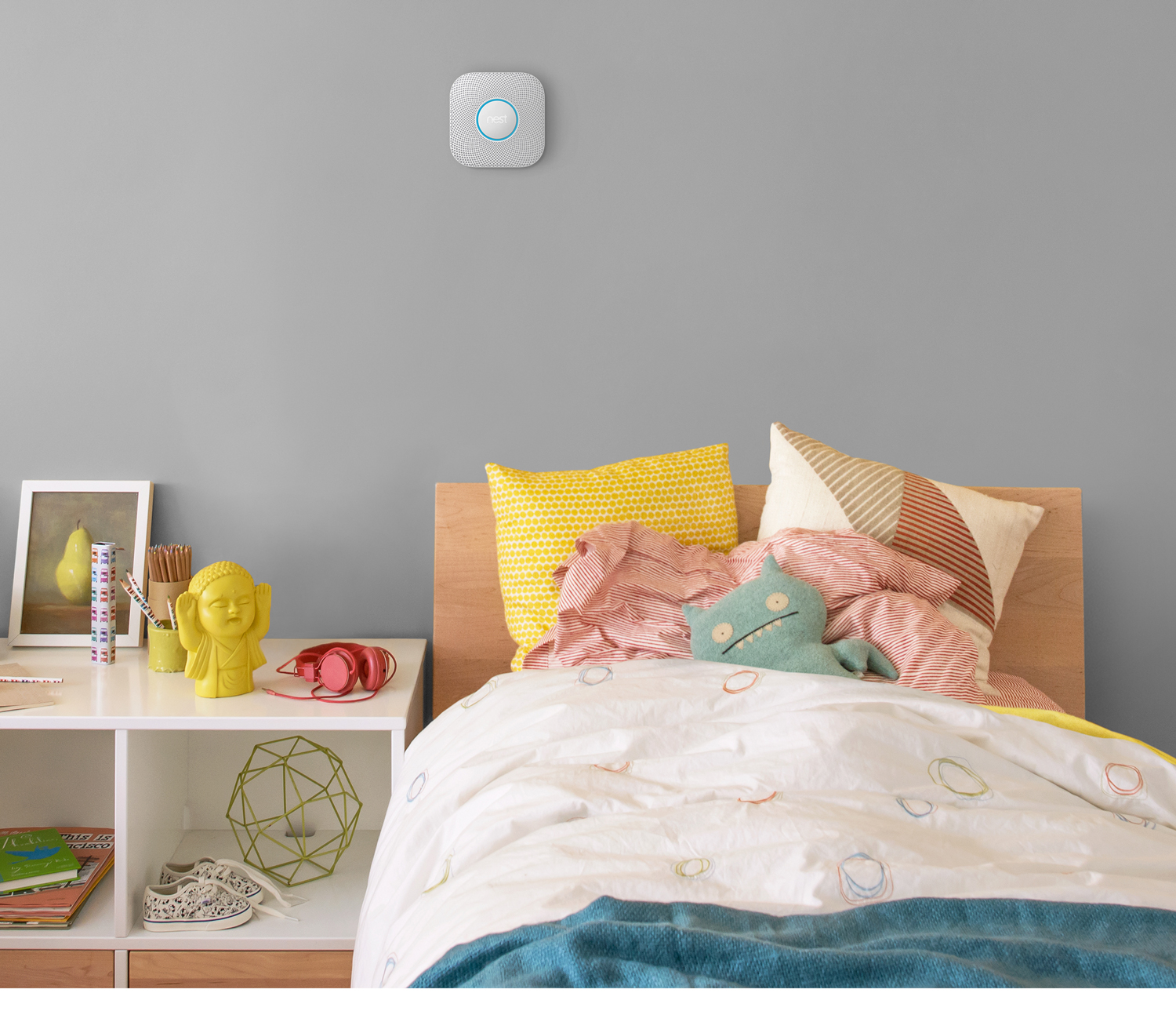 Rauchmelder Im Schlafzimmer Home Security: Nest Protect Rauchmelder Im Test › Macmaniacs.at