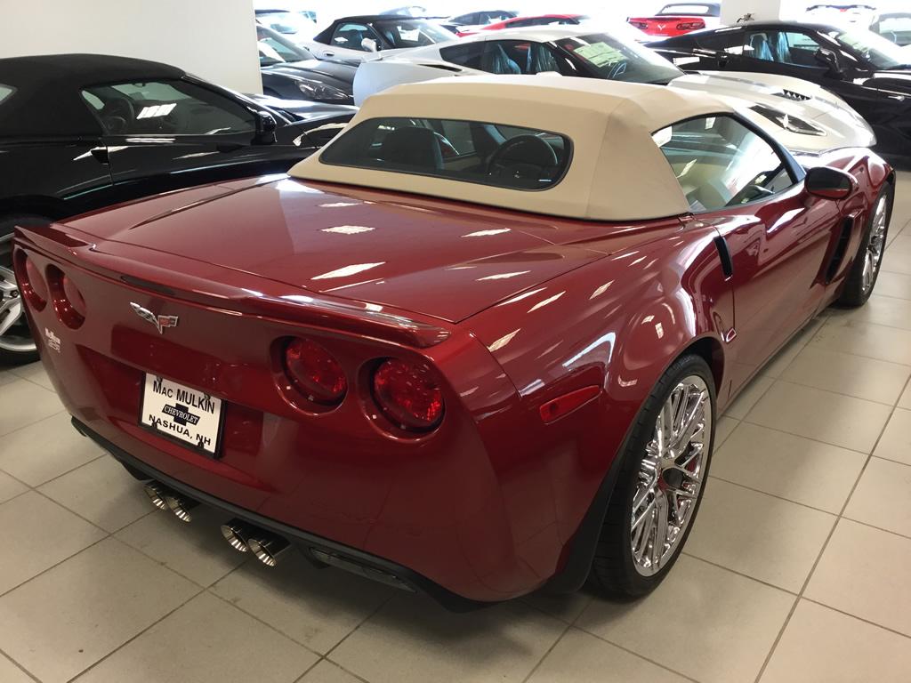 available 2013 corvette grand sport 427 convertible only 5 631 miles macmulkin corvette. Black Bedroom Furniture Sets. Home Design Ideas