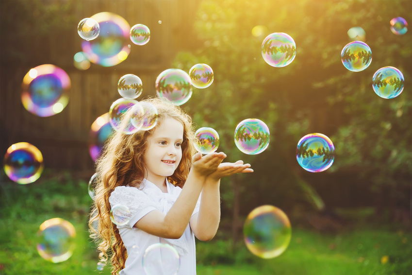 Cute Little Girl Playing Bubble Wallpaper What Sensitive Kids Would Like You To Know About Them Dr