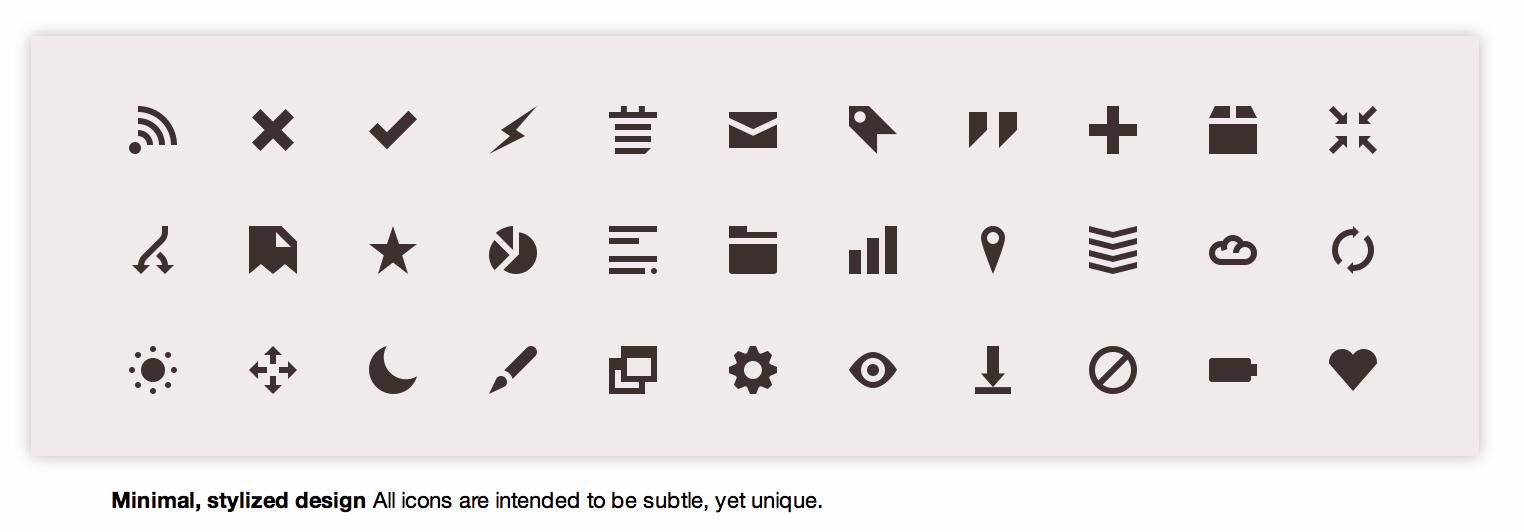 icone pour competences cv