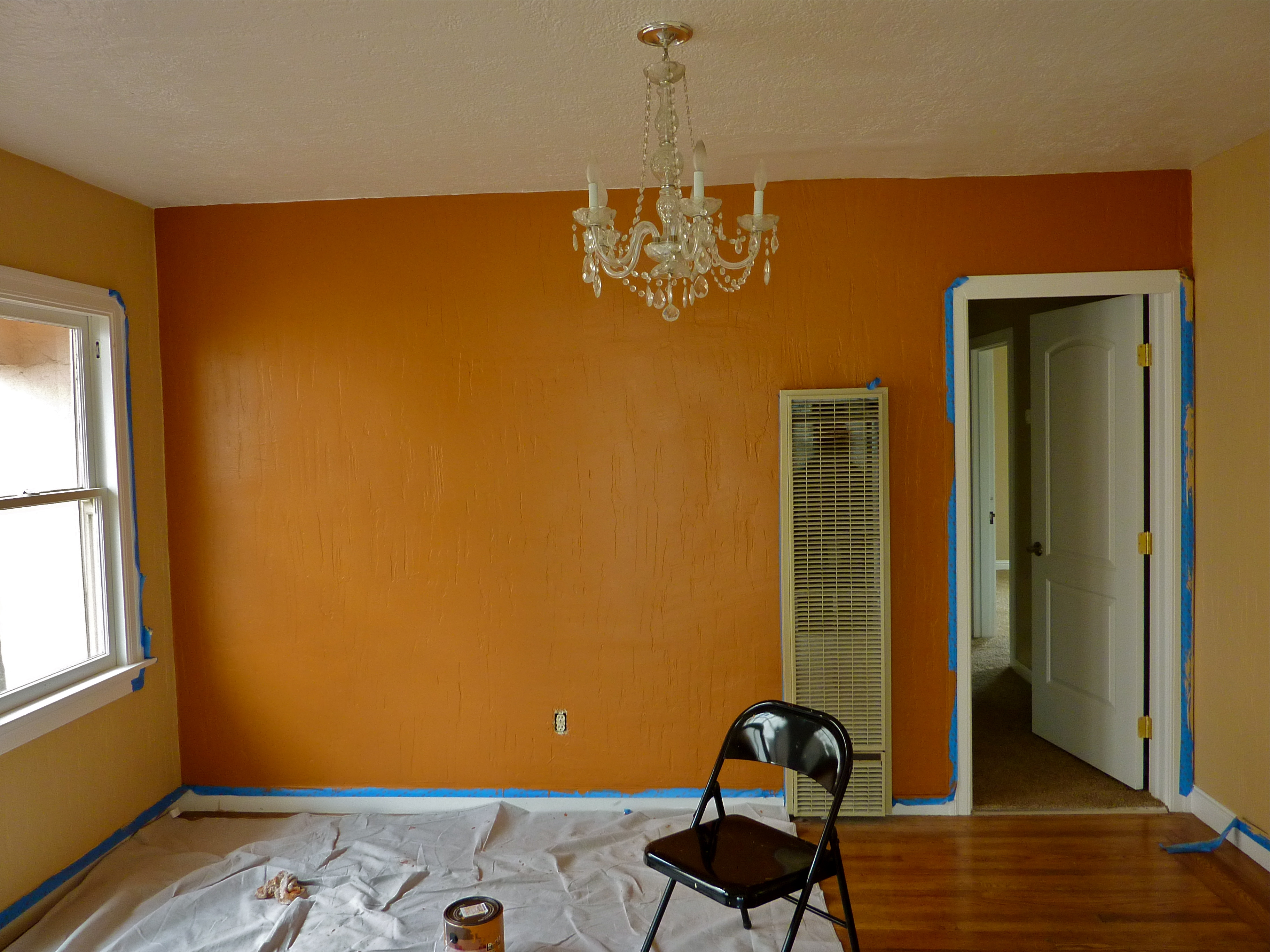 Wall Painting Designs For Hall Compared To Choosing Paint Colors Cooking Dinner For 100