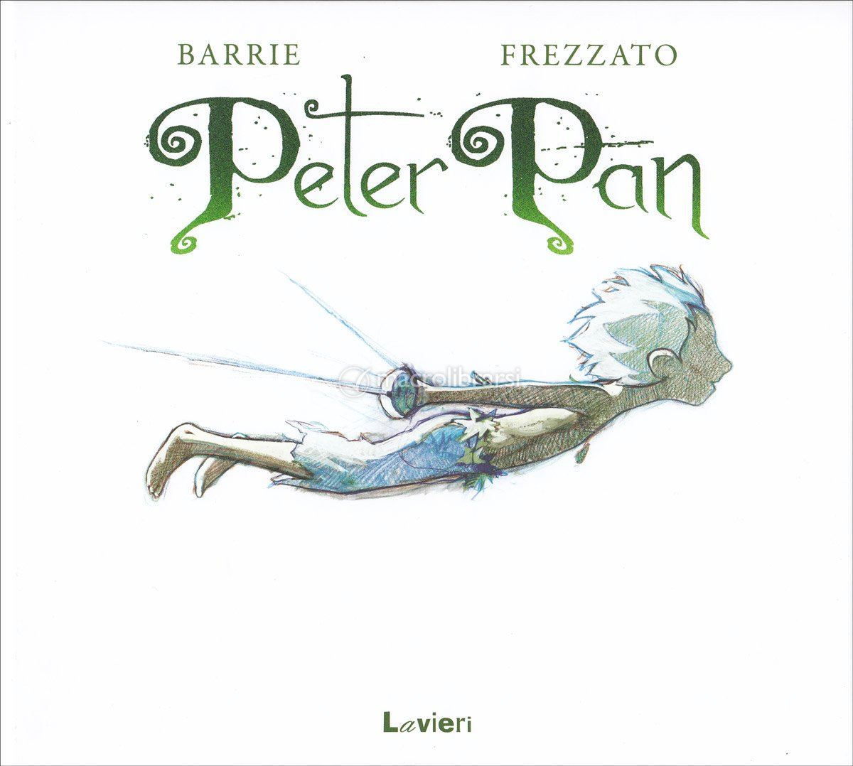 Peter Pan Libro Original Peter Pan Libro Massimiliano Frezzato James Matthew