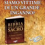 Libro: La Bibbia non è un Libro Sacro