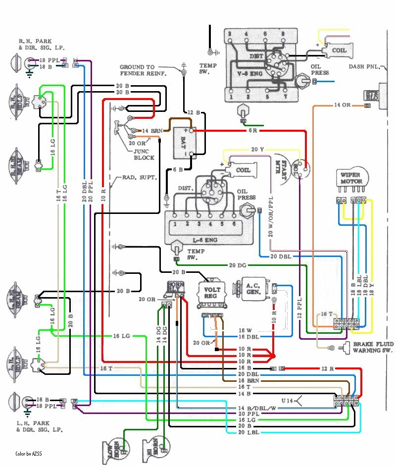 67 gto engine wiring harness