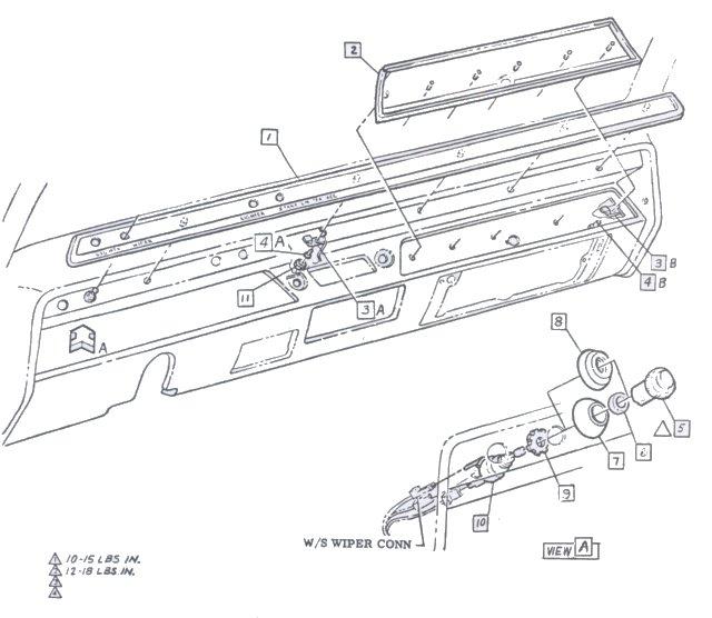 67 chevelle dash wiring diagram