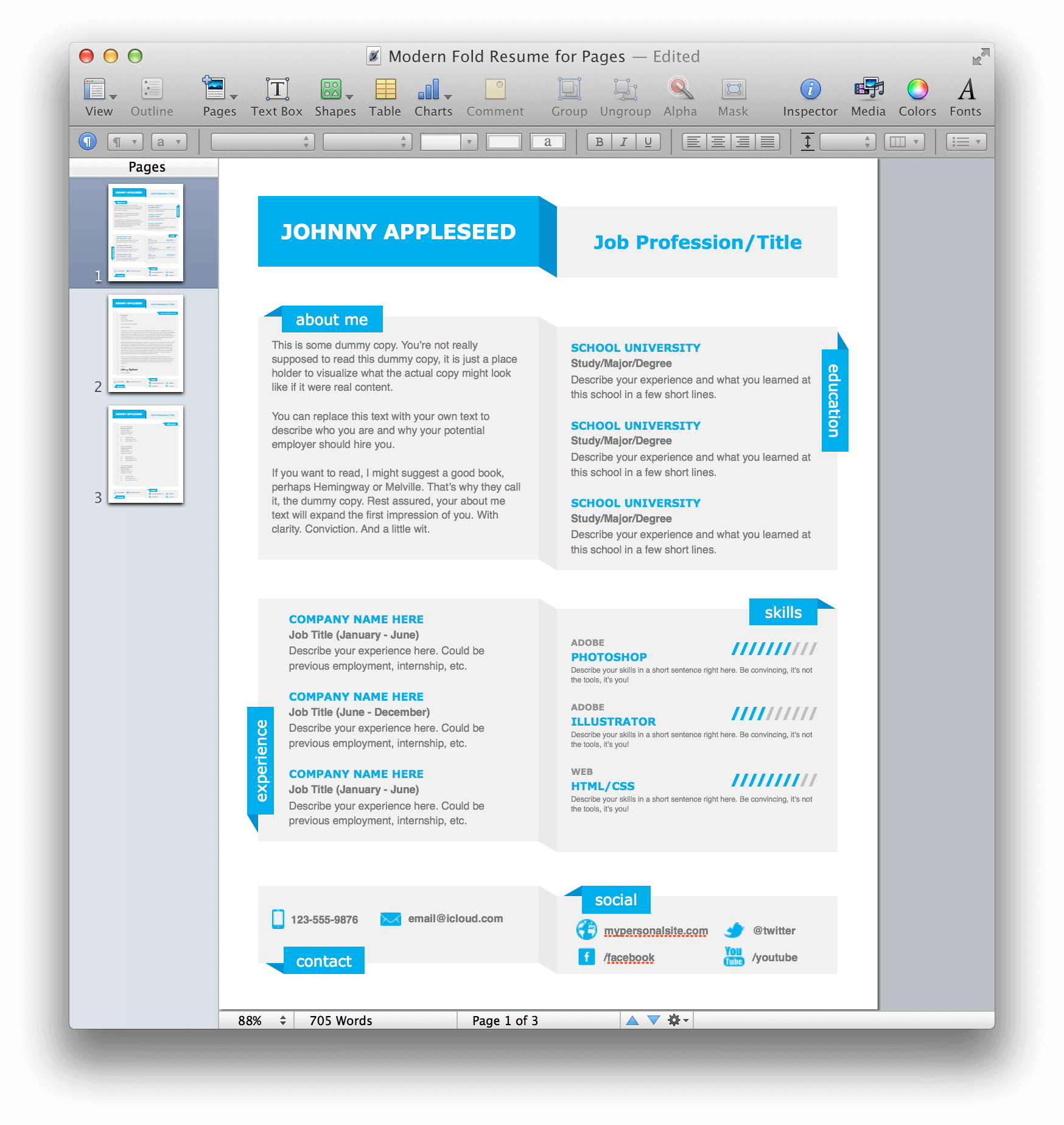 resume templates apple word resume templates for mac also apple pages ready be the first to