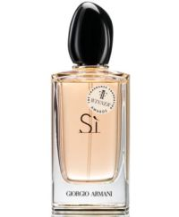 Giorgio Armani Si Fragrance Collection