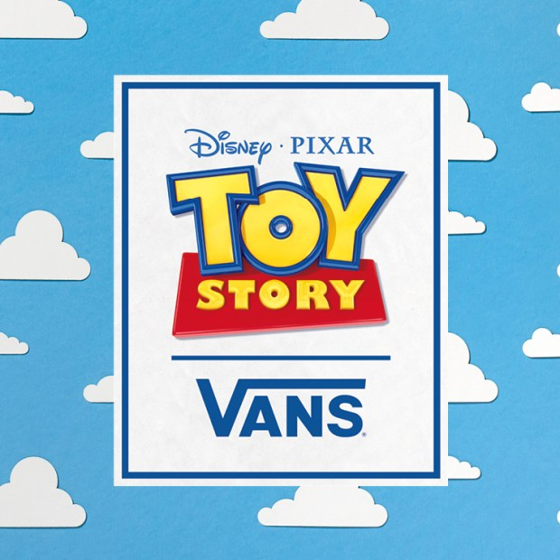 Vans Toy Story - 4