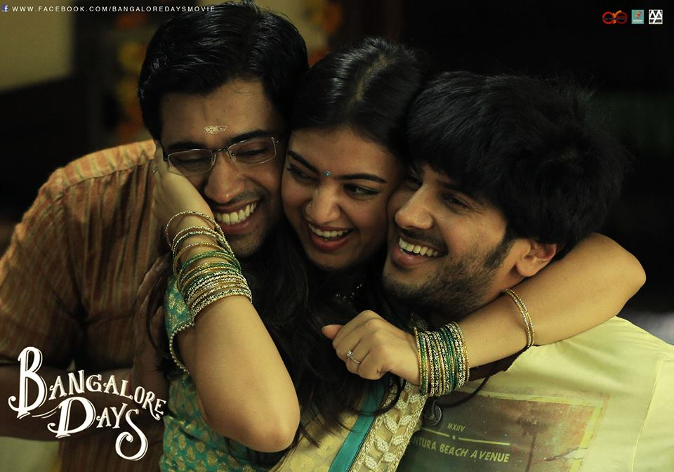 Raja Rani Movie Wallpapers With Quotes Bangalore Days Movie Review Fun Filled Youthful