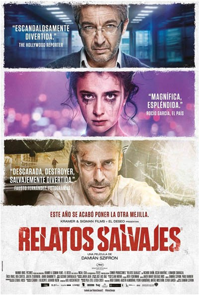 Wild Tales/Relatos Salvajes (2014) Movie Review: Szifrón's Cynical and Excellent Commentary ...
