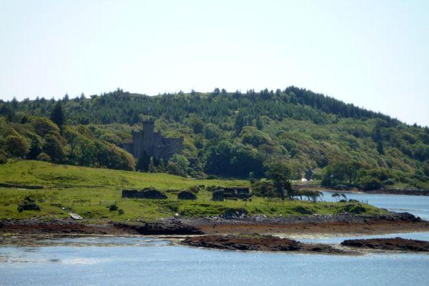 Castillo de Dunvegan en Skye