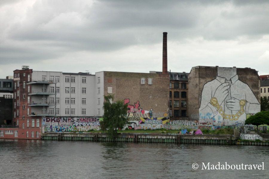 Río Spree, Berlín
