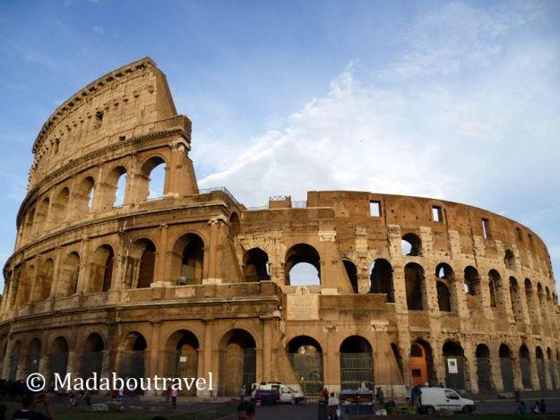 Coliseo de Roma, Italia