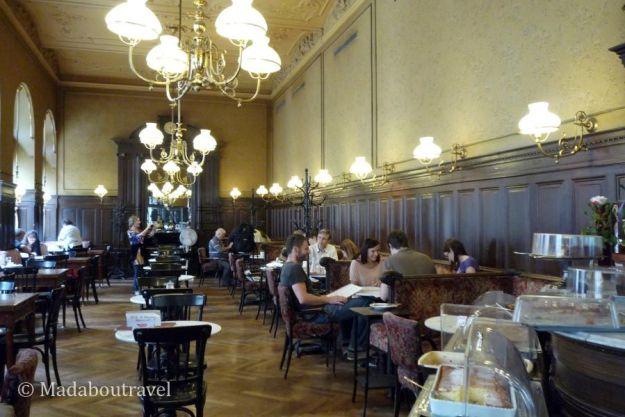 Café Sperl, Viena