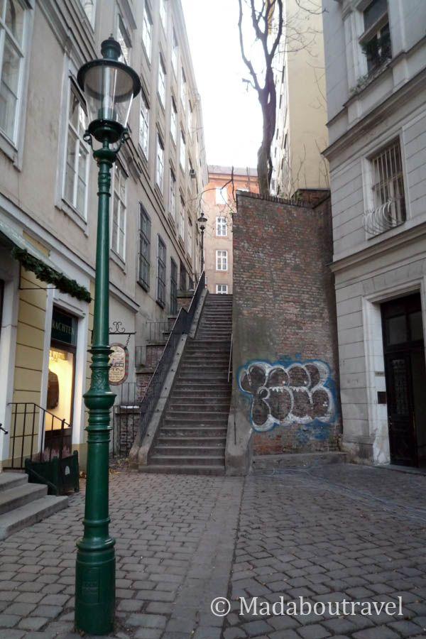 Mölker Bastei, Viena