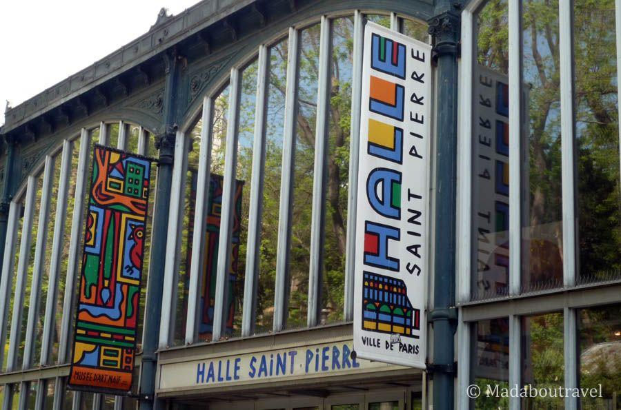 Halle Saint Pierre, Montmartre, Paris