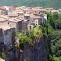 Casas colgadas en Castellfollit de la Roca