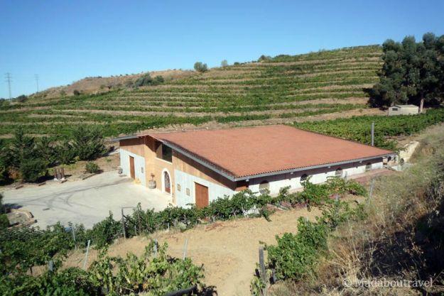 Bodegas Pinord en Mas Blanc, Falset DOQ Priorat