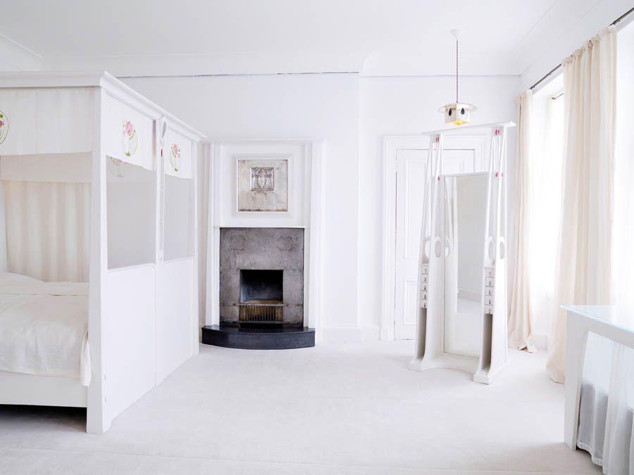 The Mackintosh House Bedroom © The Hunterian, University of Glasgow 2012