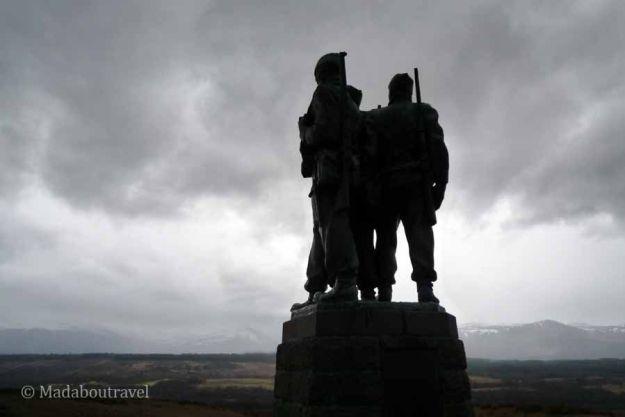 Commando Memorial en Spean Bridge