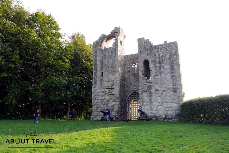 Ruta de Harry Potter y los Castillos del norte de Inglaterra